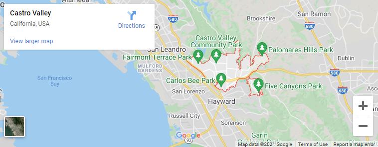 Castro Valley, CA
