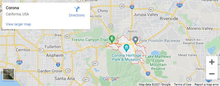 Corona, CA