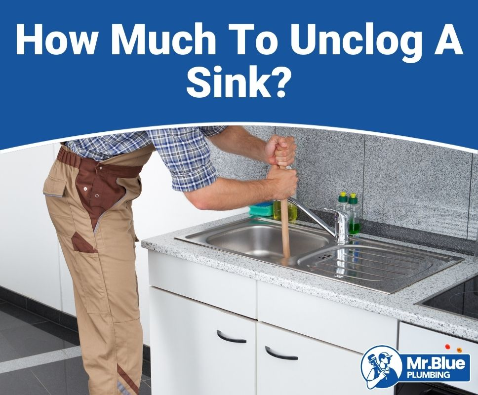 How Much To Unclog A Sink