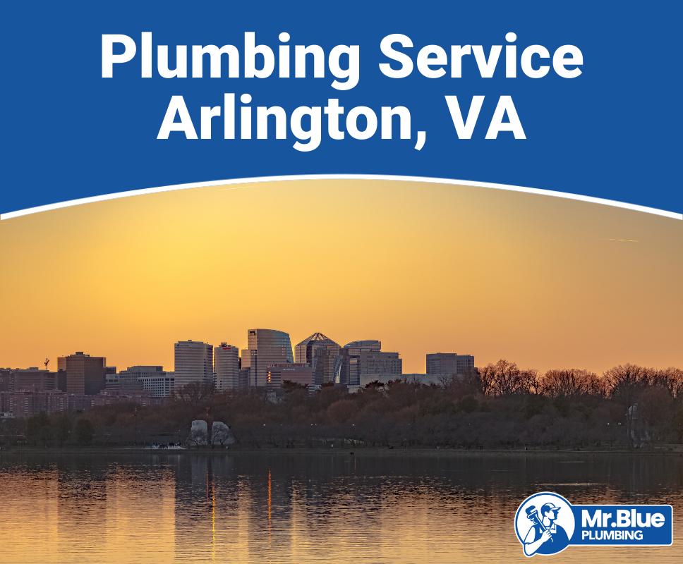 Plumbing Service Arlington, VA