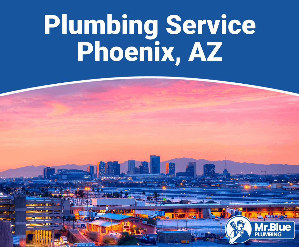Plumbing Santa Service Phoenix, AZ
