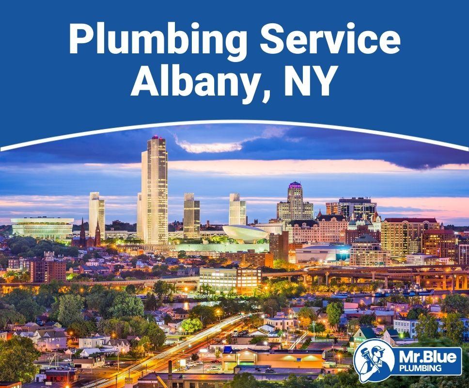 Plumbing Service Albany, NY