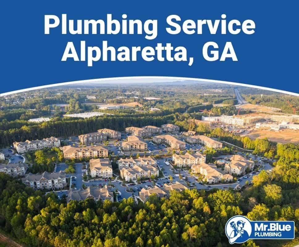 Plumbing Service Alpharetta, GA
