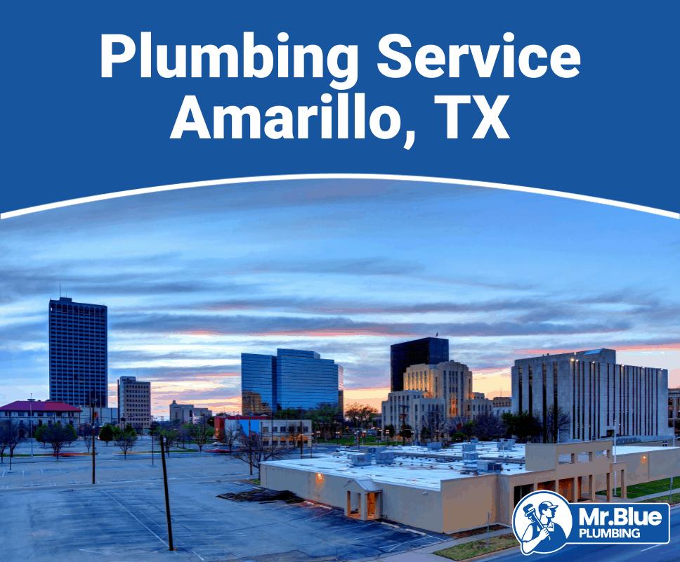 Plumbing Service Amarillo, TX
