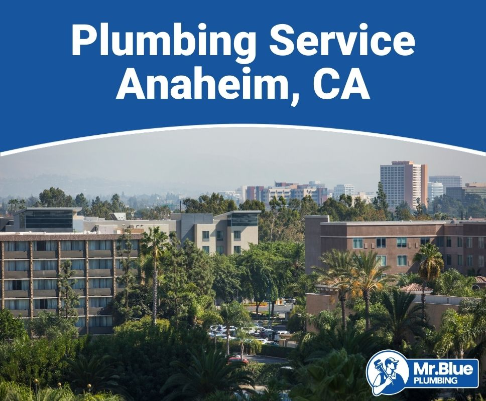 Plumbing Service Anaheim, CA