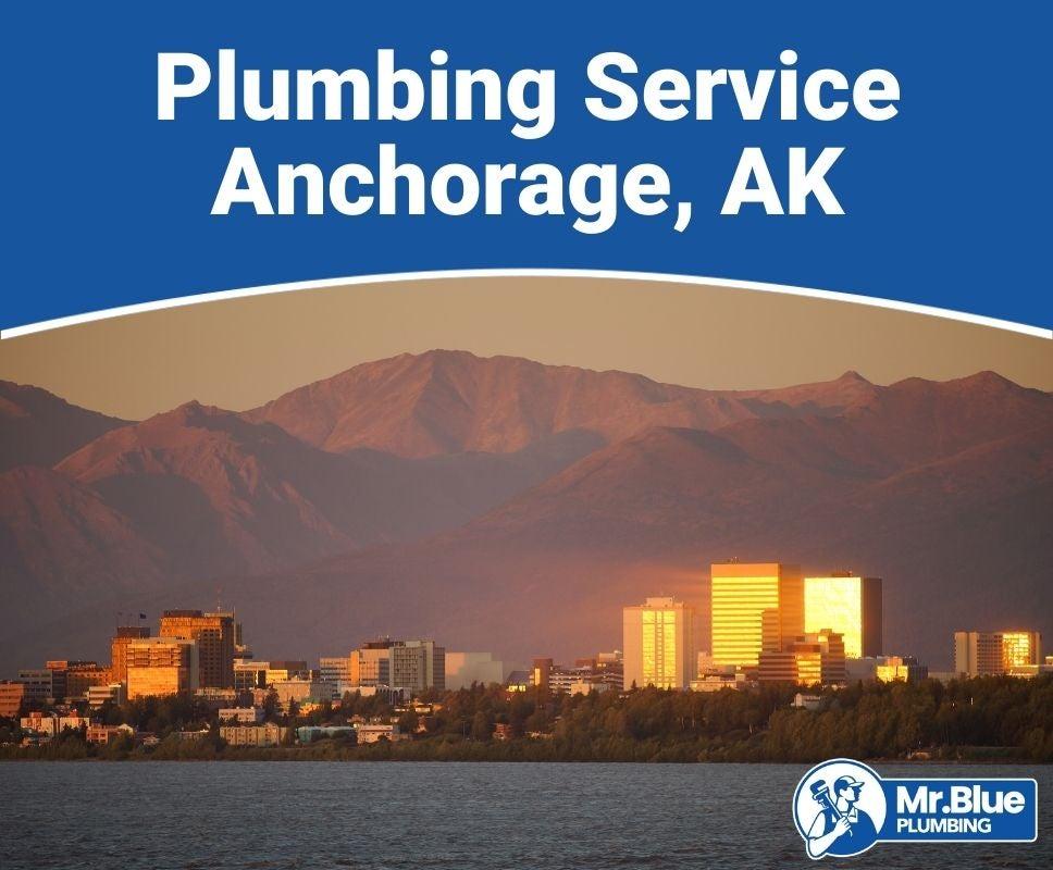 Plumbing Service Anchorage, AK