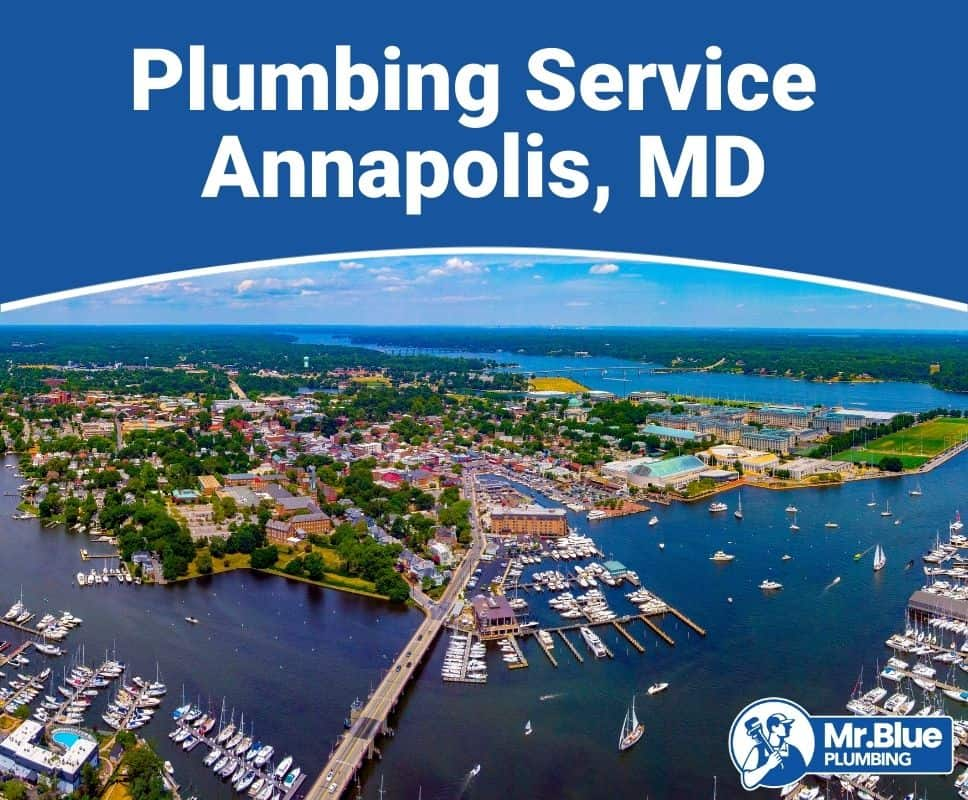 Plumbing Service Annapolis, MD