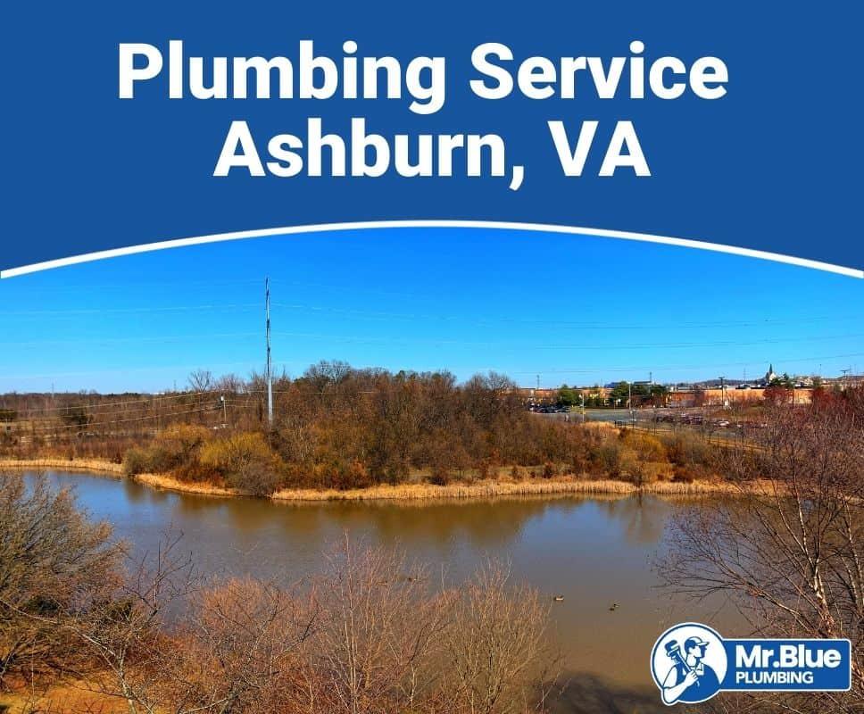 Plumbing Service Ashburn, VA