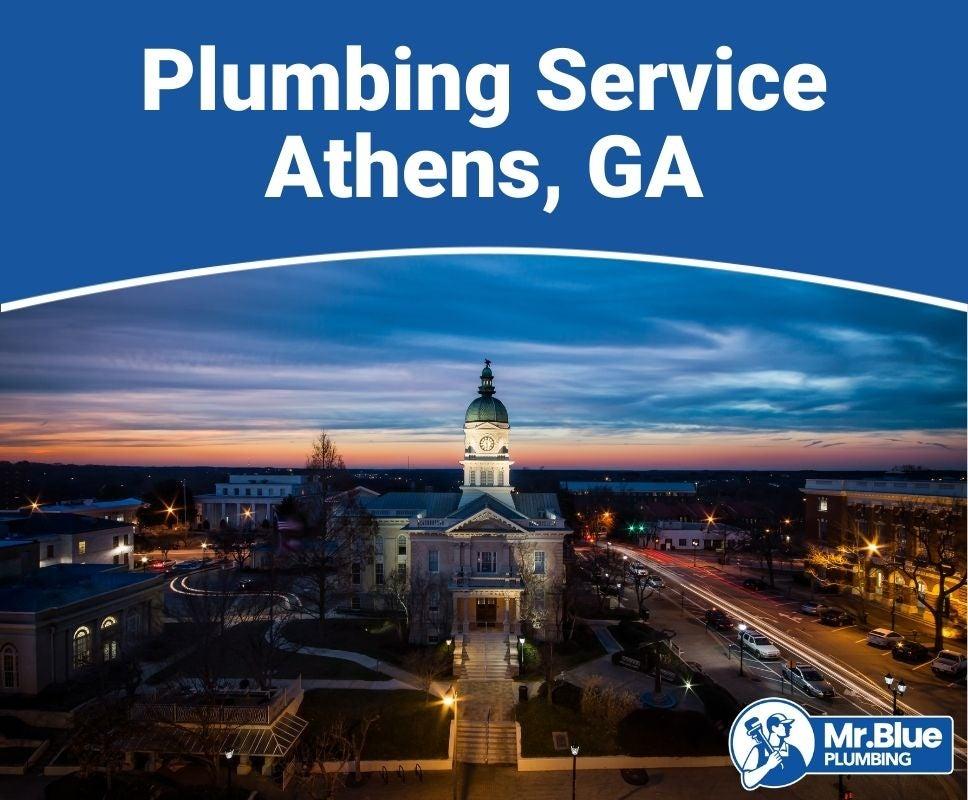 Plumbing Service Athens, GA