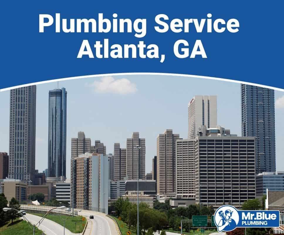 Plumbing Service Atlanta, GA