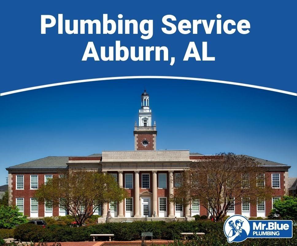 Plumbing Service Auburn, AL