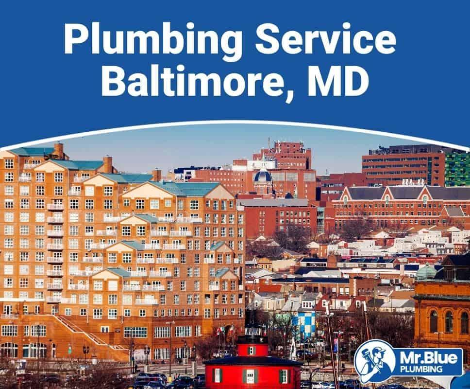 Plumbing Service Baltimore, MD
