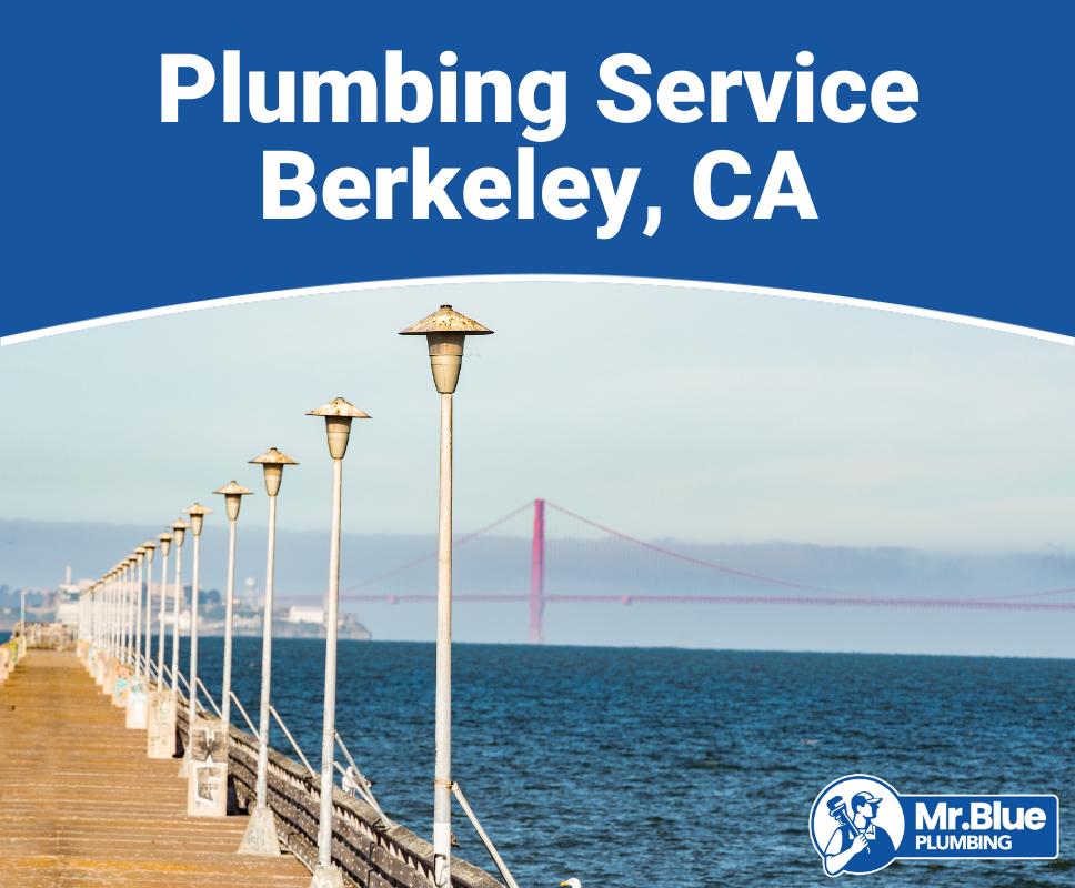 Plumbing Service Berkeley, CA