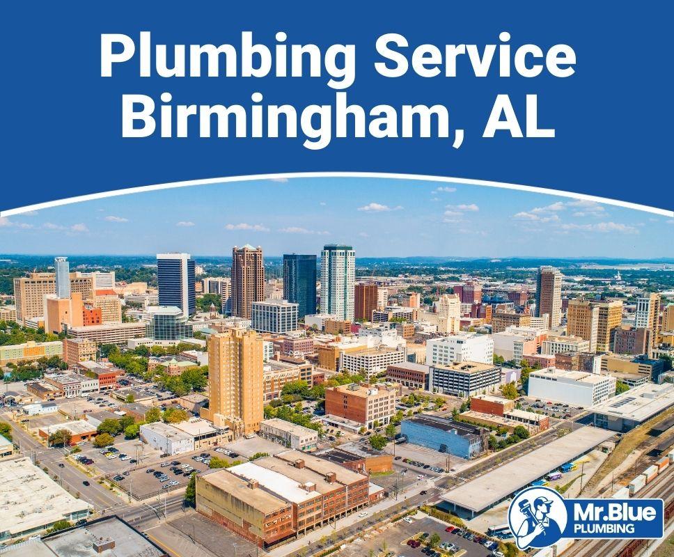 Plumbing Service Birmingham, AL
