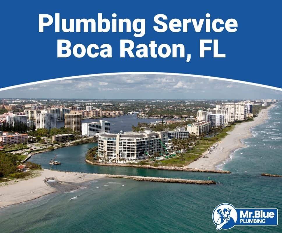 Plumbing Service Boca Raton, FL