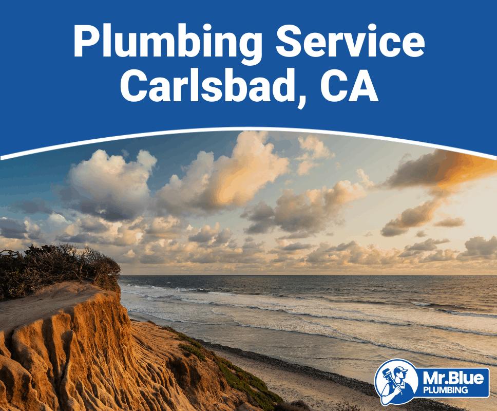 Plumbing Service Carlsbad, CA