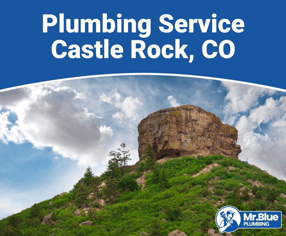 Plumbing Service Castle Rock, CO