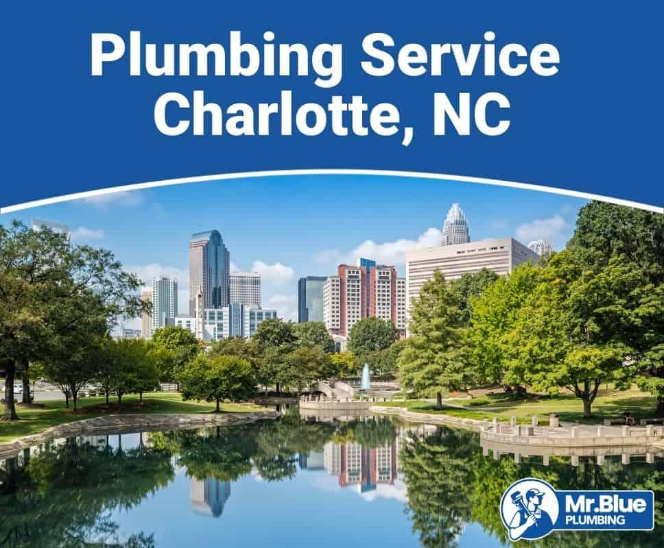 Plumbing Service Charlotte, NC
