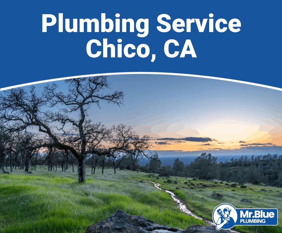 Plumbing Service Chico, CA