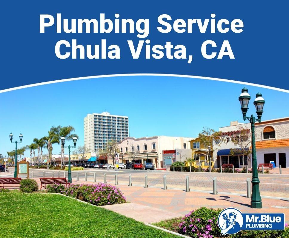 Plumbing Service Chula Vista, CA