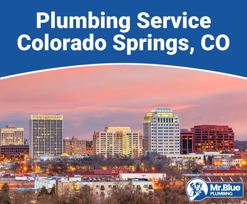 Plumbing Service Colorado Springs, CO