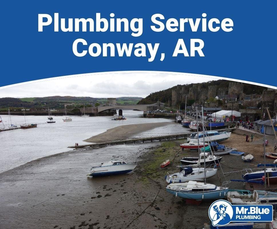 Plumbing Service Conway, AR