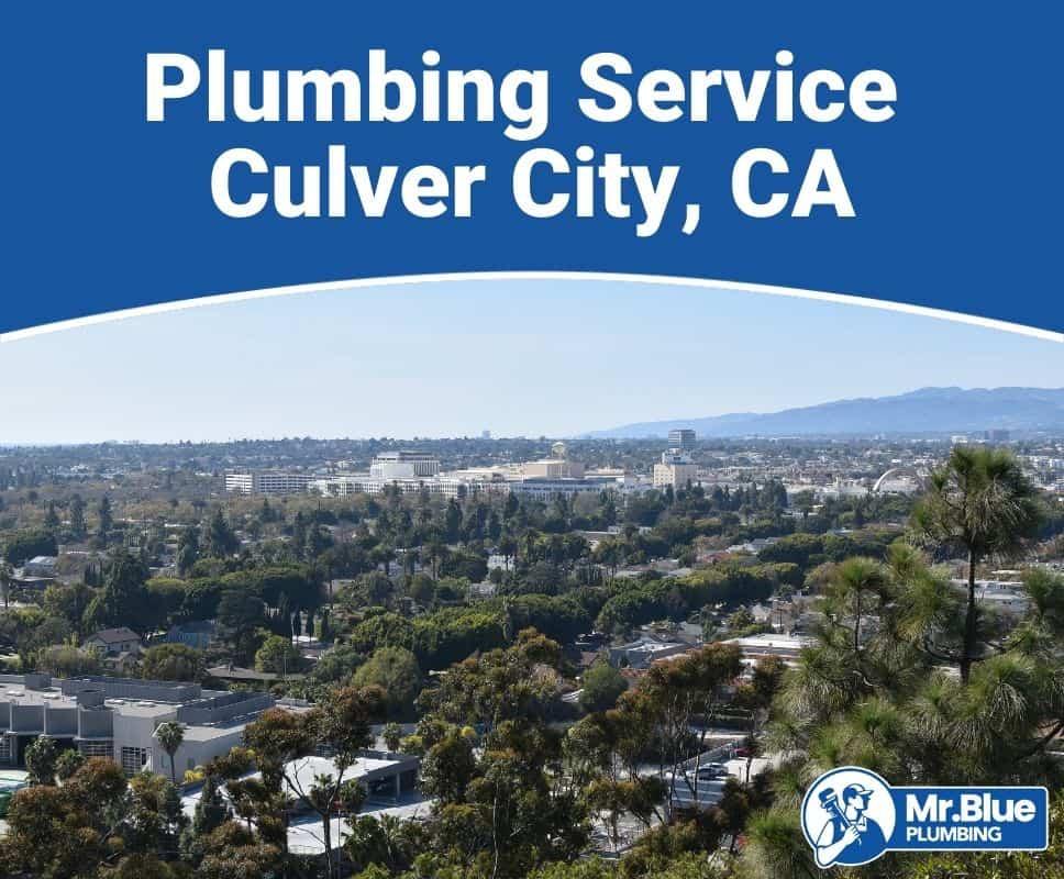 Plumbing Service Culver City, CA