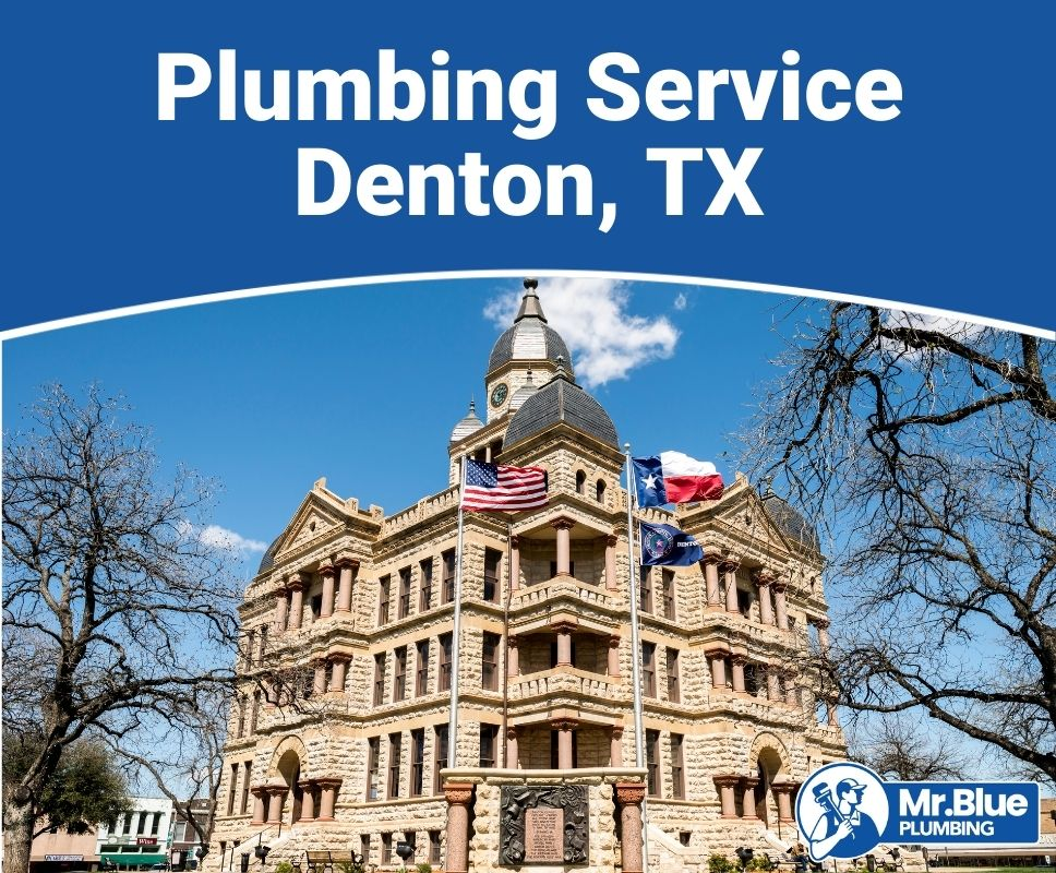 Plumbing Service Denton, TX
