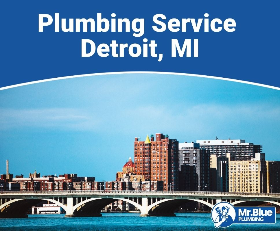 Plumbing Service Detroit, MI