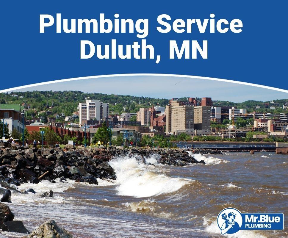 Plumbing Service Duluth, MN