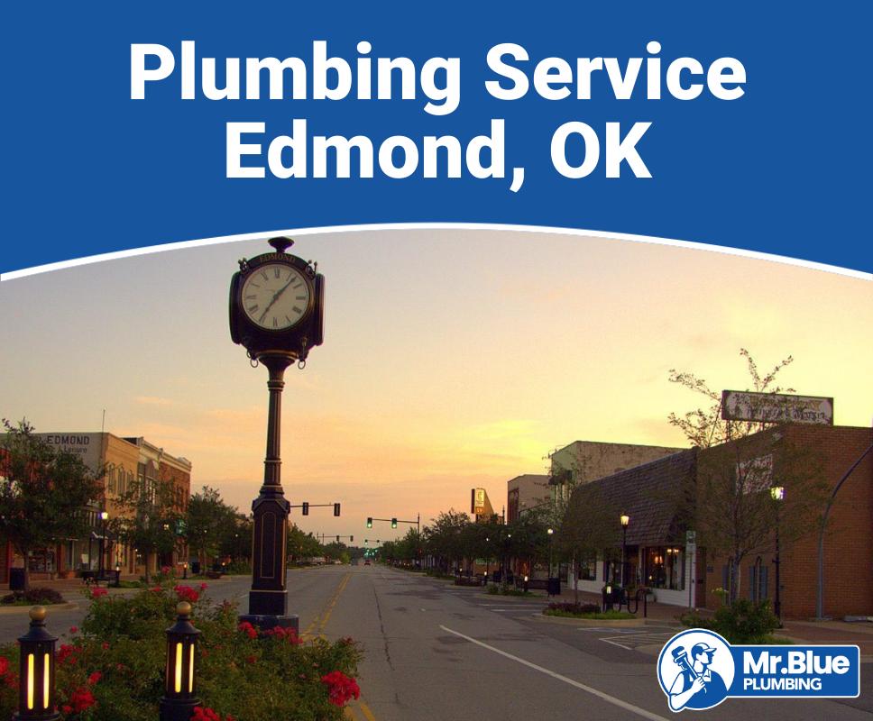 Plumbing Service Edmond, OK