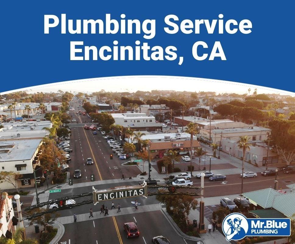 Plumbing Service Encinitas, CA