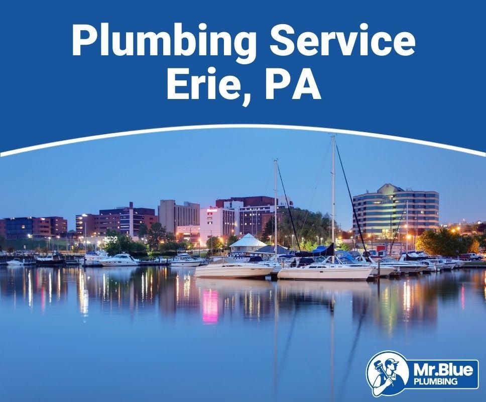 Plumbing Service Erie, PA