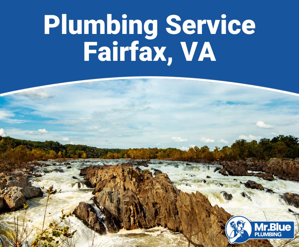Plumbing Service Fairfax, VA