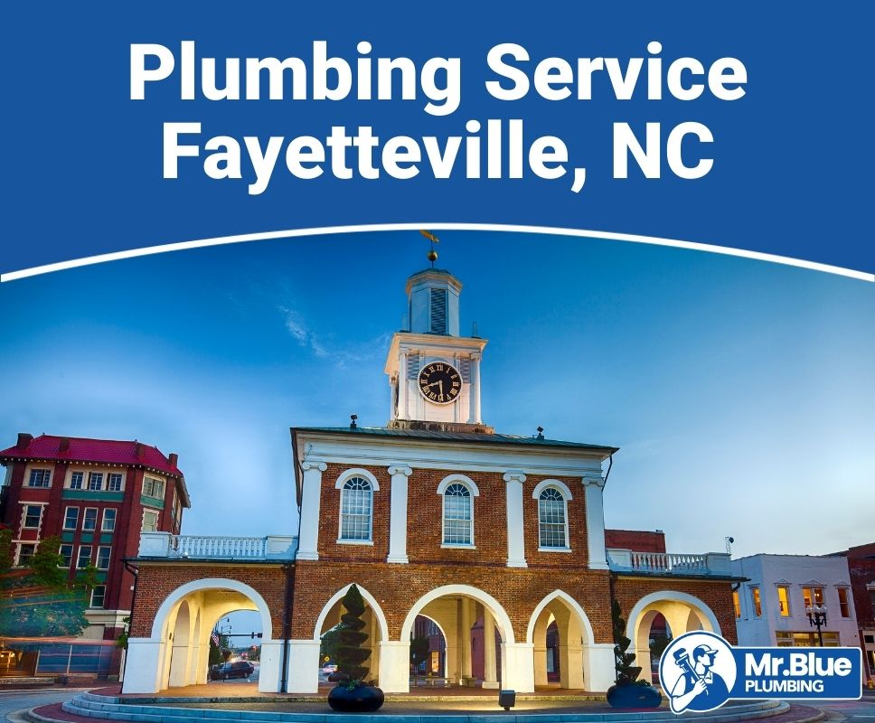 Plumbing Service Fayetteville, NC
