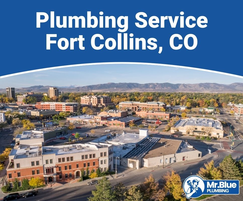 Plumbing Service Fort Collins, CO