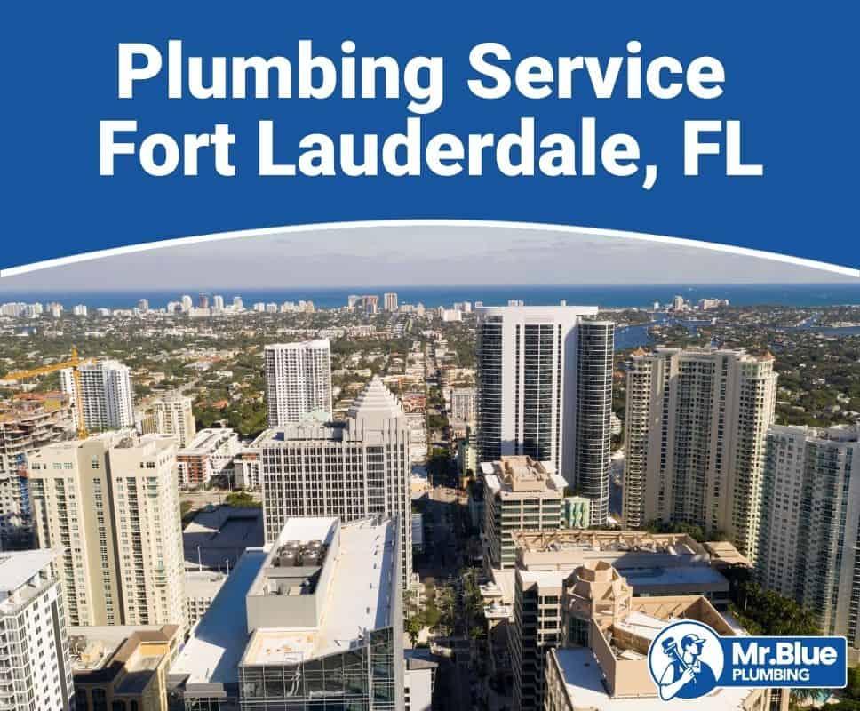 Plumbing Service Fort Lauderdale, FL