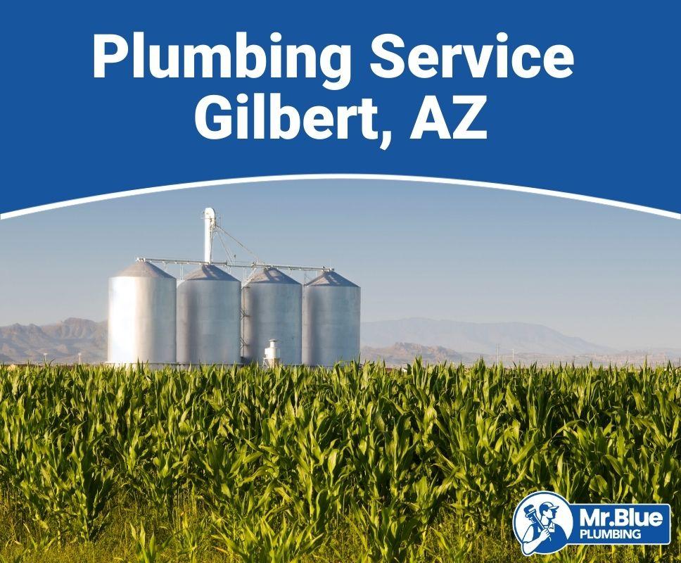 Plumbing Service Gilbert, AZ
