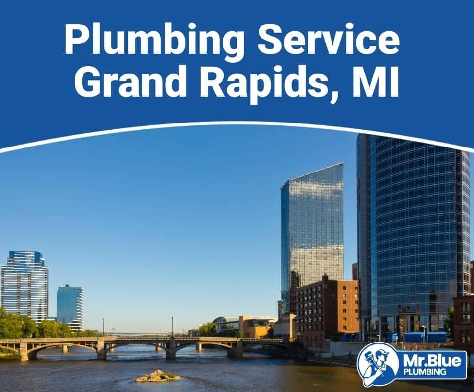 Plumbing Service Grand Rapids, MI