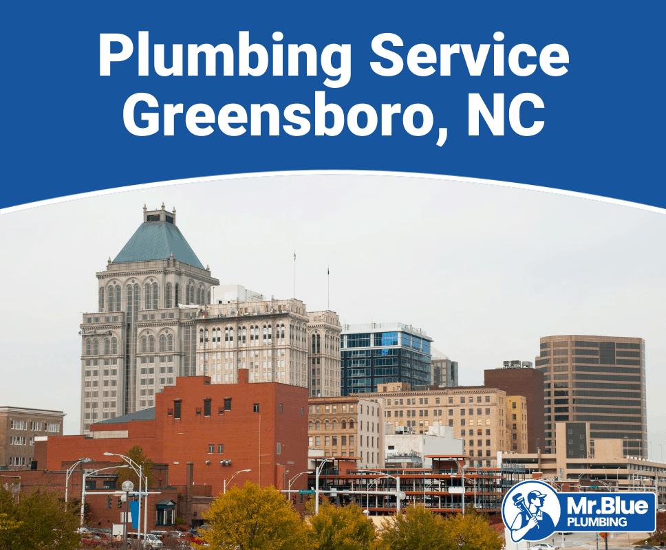 Plumbing Service Greensboro, NC