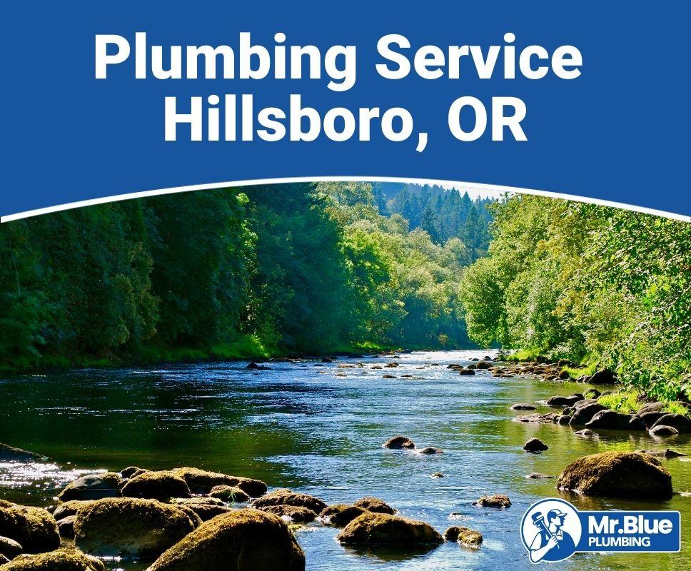 Plumbing Service Hillsboro, OR