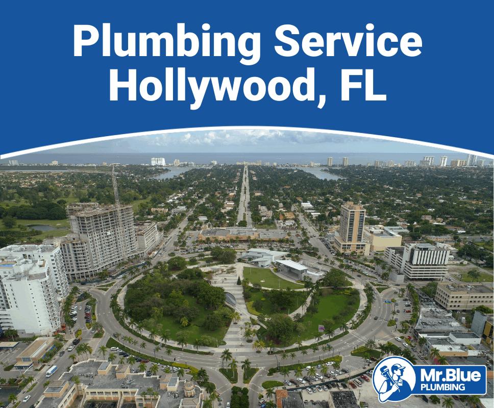 Plumbing Service Hollywood, FL