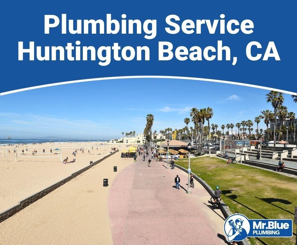 Plumbing Service Huntington Beach, CA