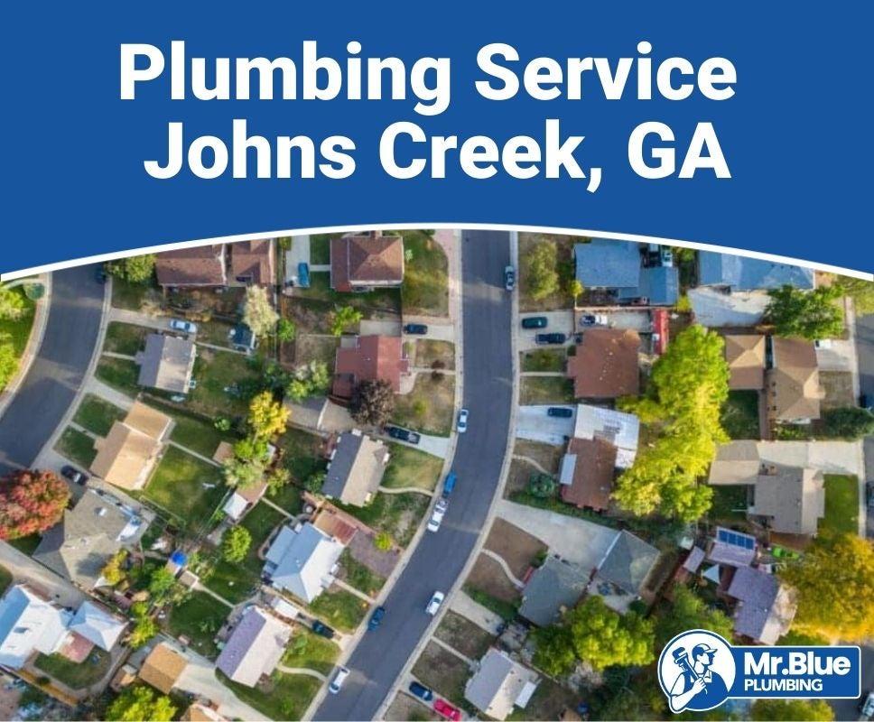 Plumbing Service Johns Creek, GA