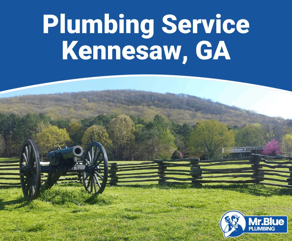 Plumbing Service Kennesaw, GA