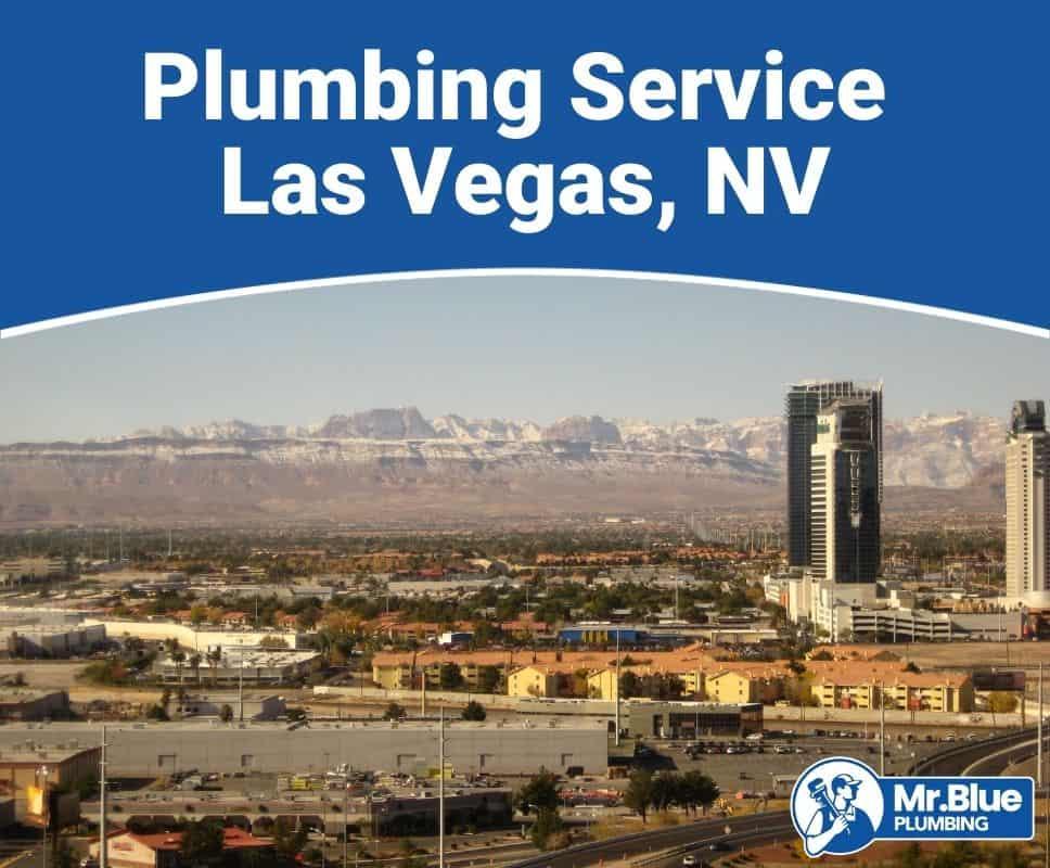 Plumbing Service Las Vegas, NV