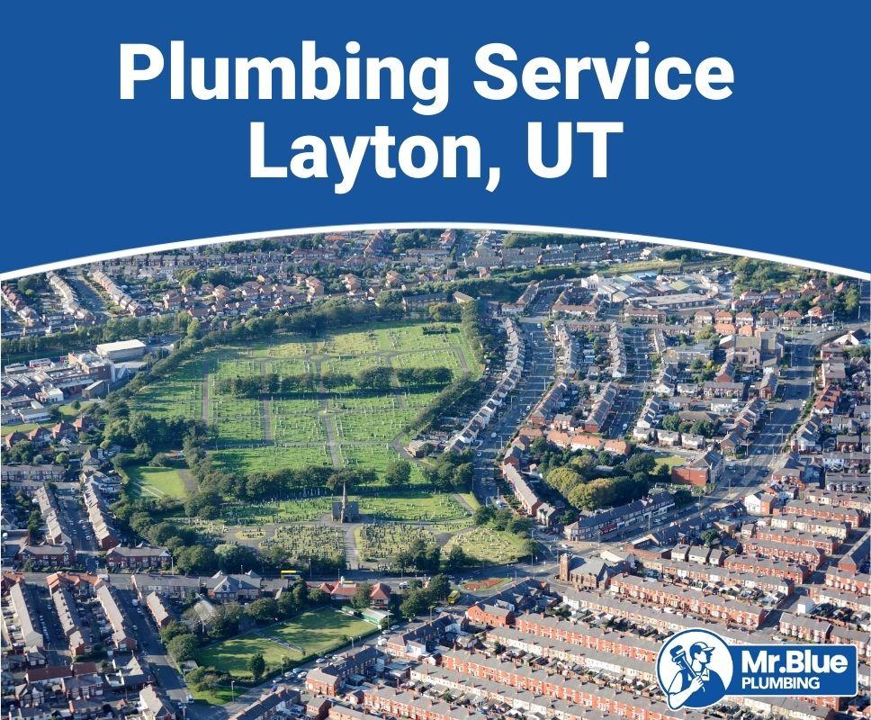 Plumbing Service Layton, UT