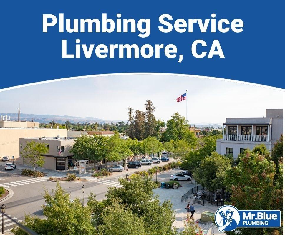 Plumbing Service Livermore, CA
