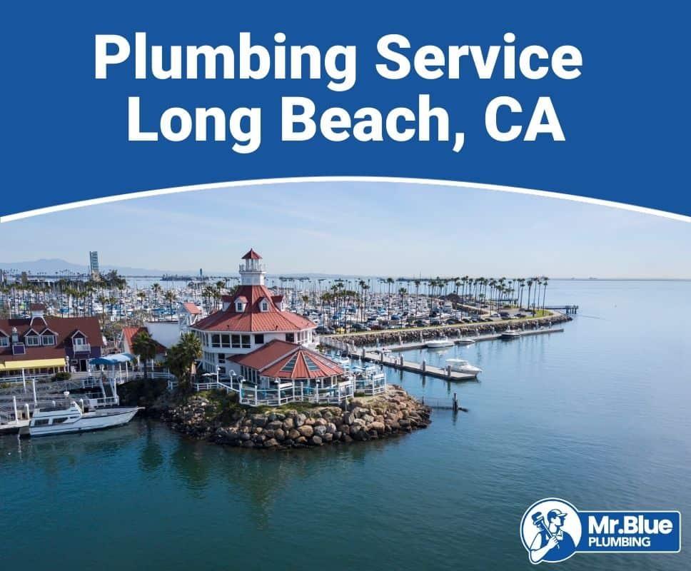 Plumbing Service Long Beach, CA
