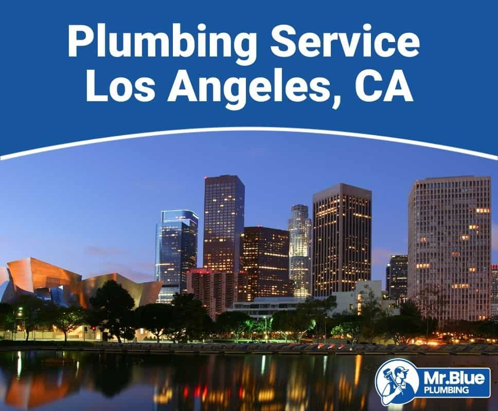Plumbing Service Los Angeles, CA